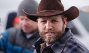Ammon Bundy Oregon militia standoff