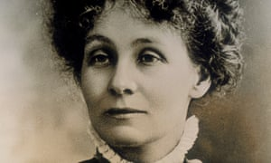 Emmeline Pankhurst, c1909.