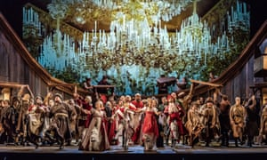 WNO War and Peace, Cardiff, Sept 2018