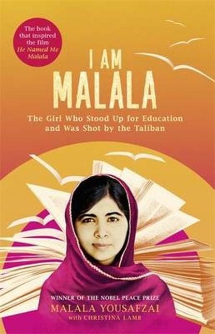 I am Malala by Malala Yousafzai