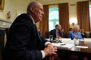 Director of National Intelligence Dan Coats attends a cabinet meeting at the White House.