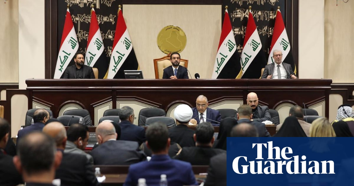 Anti-Isis coalition suspends operations as Iraqi MPs vote to expel US troops