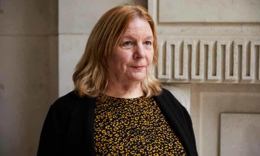 Wendy Simon, the acting mayor of Liverpool