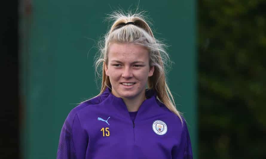 Lauren Hemp, the Manchester City teenager, has been named in the England squad for the friendly against Germany.