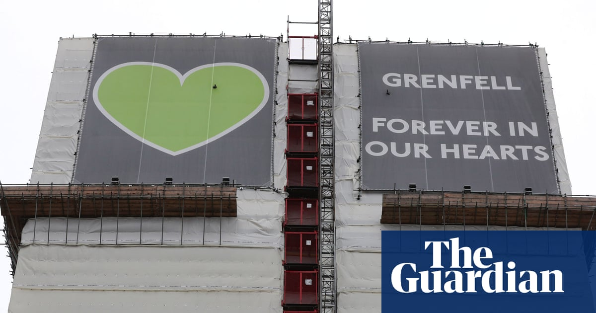 Grenfell expert witness is father of council's head of fire safety
