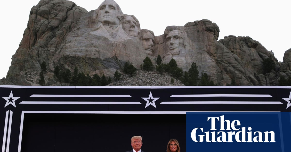 Neil Young says Trumps use of songs at Mount Rushmore not OK with me