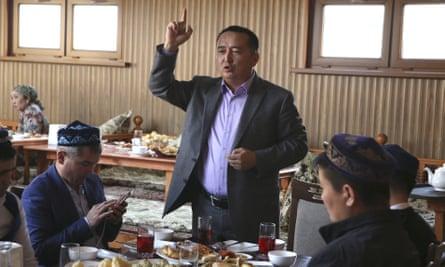 Activist Serikzhan Bilash