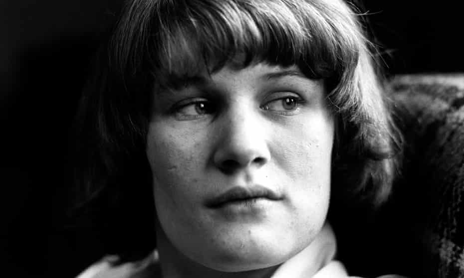 'They'll forget about us all by tomorrow' … Andrea Dunbar in the early 80s.