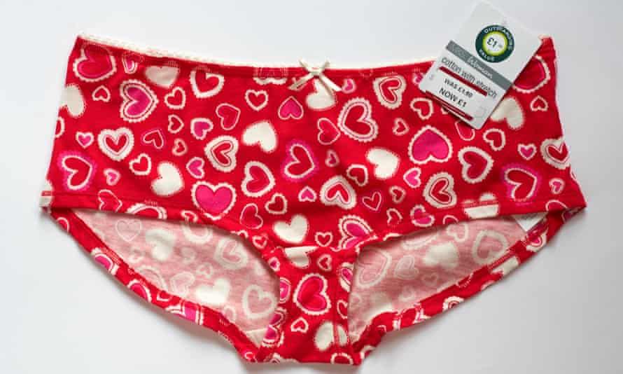 Marks & Spencer underwear