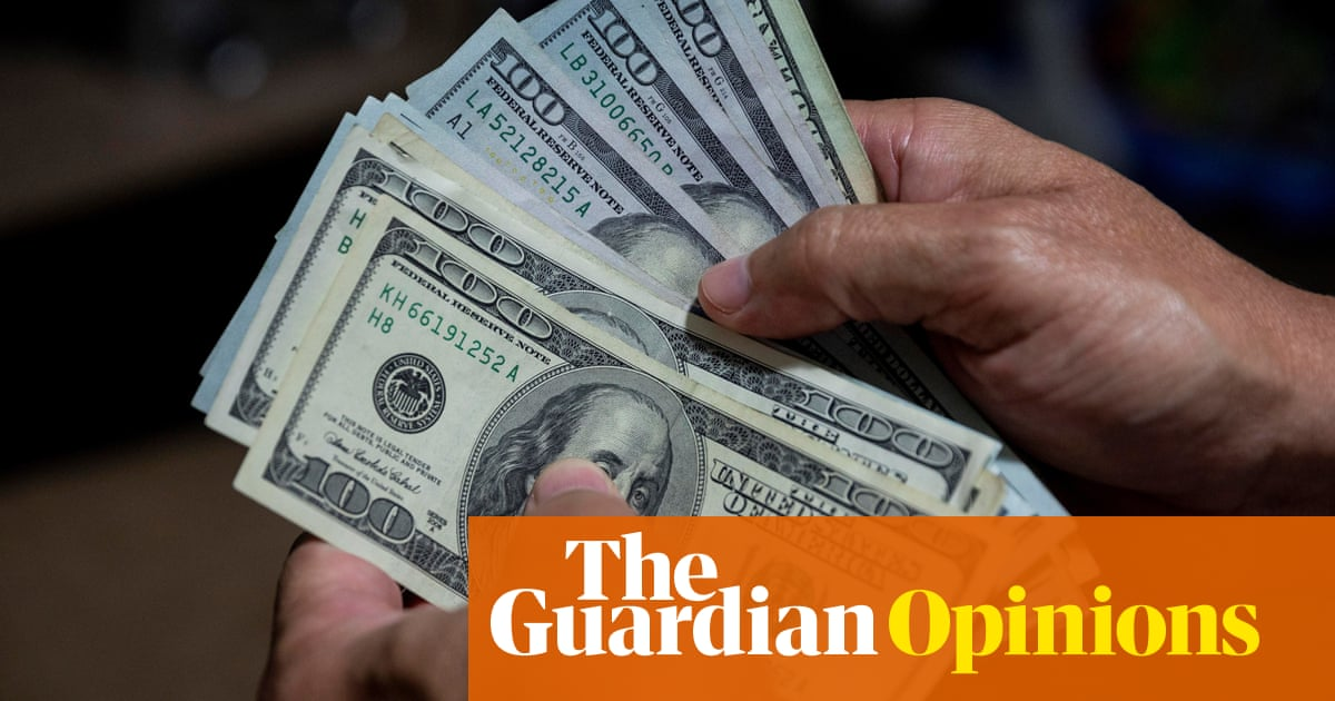 What the weakening dollar means for the global economy | Business | The Guardian