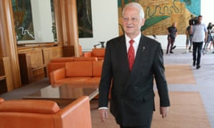 Former Liberal minister Philip Ruddock has been elected mayor of the Sydney suburb of Hornsby.