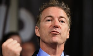 Rand Paul says Donald Trump agrees with him on the need to replace the Affordable Care Act.