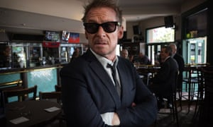 Richard Roxburgh as Cleaver Greene in Rake, which is up for the award for outstanding drama series at the Logies.