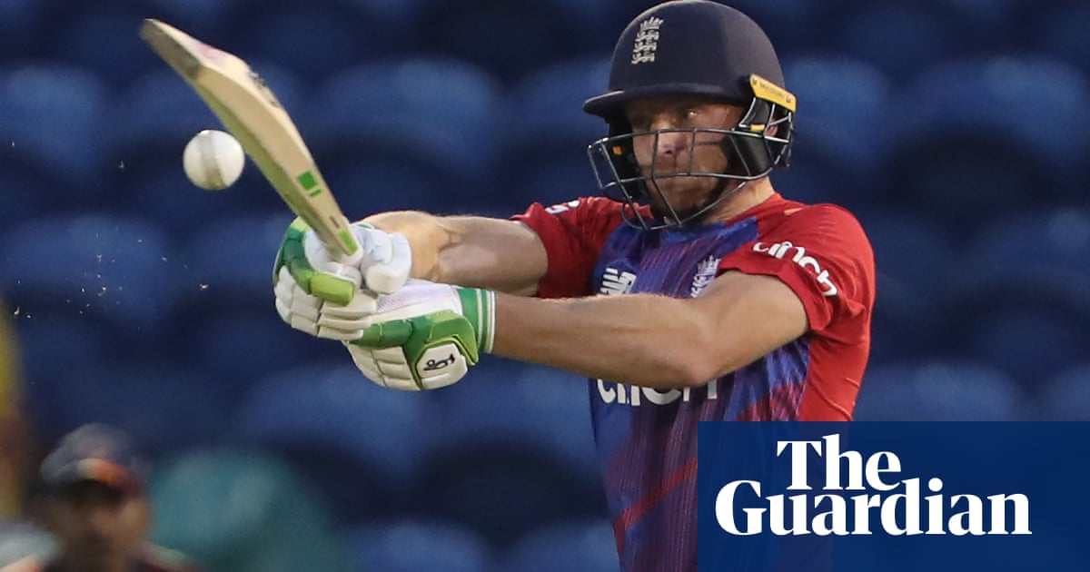 Jos Buttler out of England's white-ball series against Sri Lanka with injury