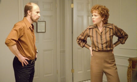 Sam Rockwell and Michelle Williams in Fosse/Verdon.
