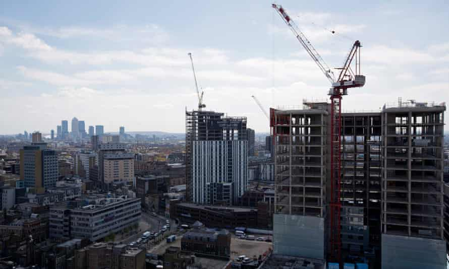 Commercial property in London has been affected by Brexit, says Countrywide.