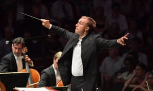 Vasily Petrenko and the Royal Liverpool Philharmonic Orchestra