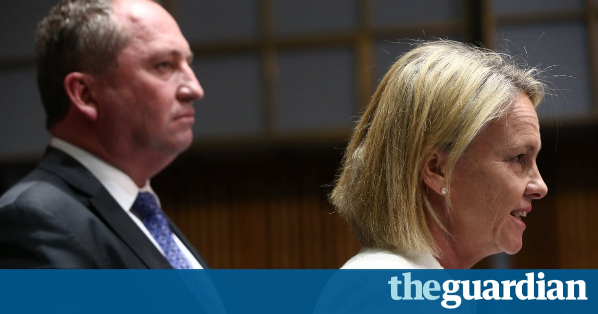 Labor questions if Joyce and Nash can make legally valid decisions as ministers
