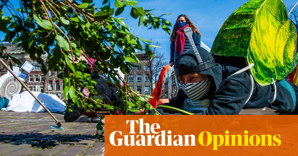 Is democracy getting in the way of saving the planet?