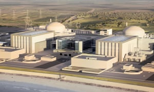The Hinkley Point project has been heavily promoted by George Osborne.