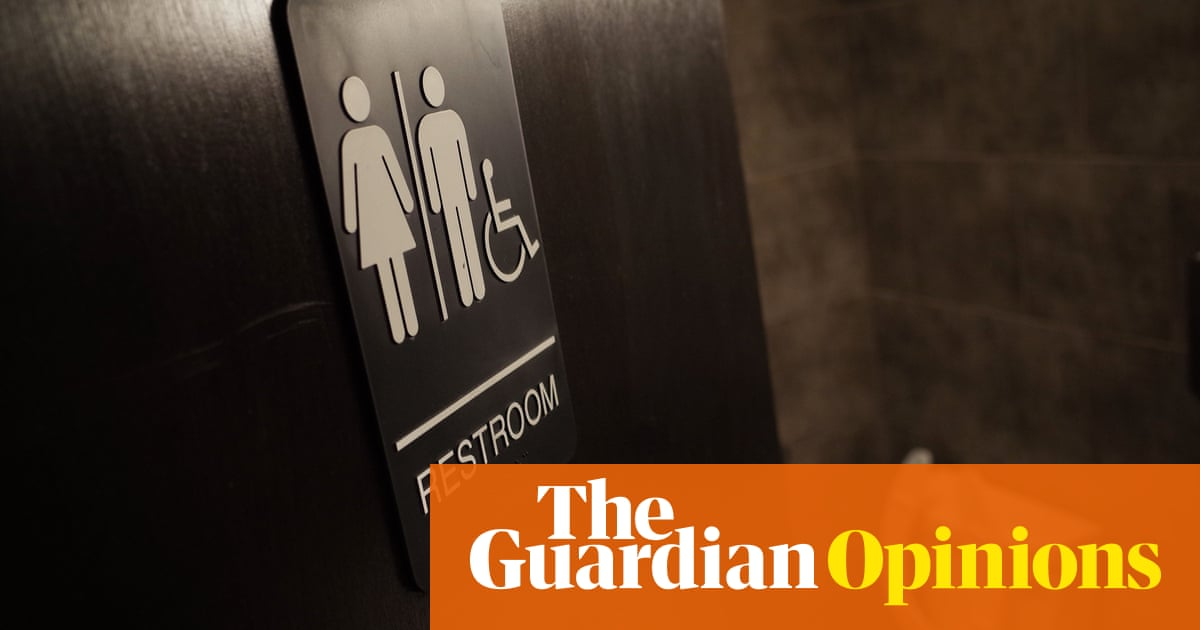 Fears Around Genderneutral Toilets Are All In The Mind Paris Lees - Why gender neutral bathrooms are important