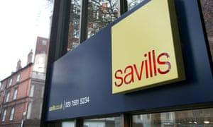Savills estate agency