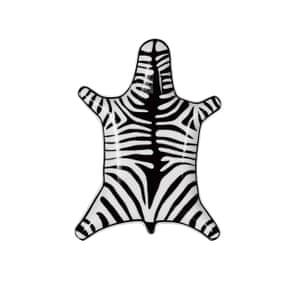 Zebra stacking tray by Jonathan Adler, £24, wagreen.co.uk