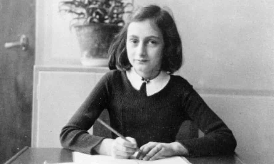 Anne Frank's diary charts her life from 1942 to 1944, when her family were hiding in Amsterdam. She died in 1945 in the Bergen-Belsen concentration camp.