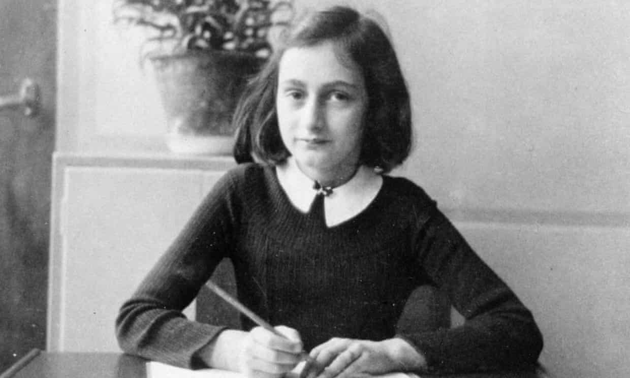 Ex-FBI Agent Opens Cold Case Review Into Who Betrayed Anne Frank by Daniel Boffey for The Guardian