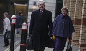 Al-Sweady inquiry chairman Sir Thayne Forbes