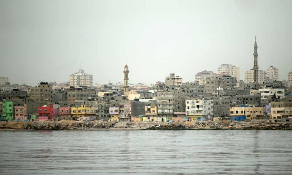 Gaza City in 2016.