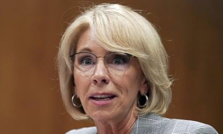Betsy DeVos: the billionaire Republican destroying public education