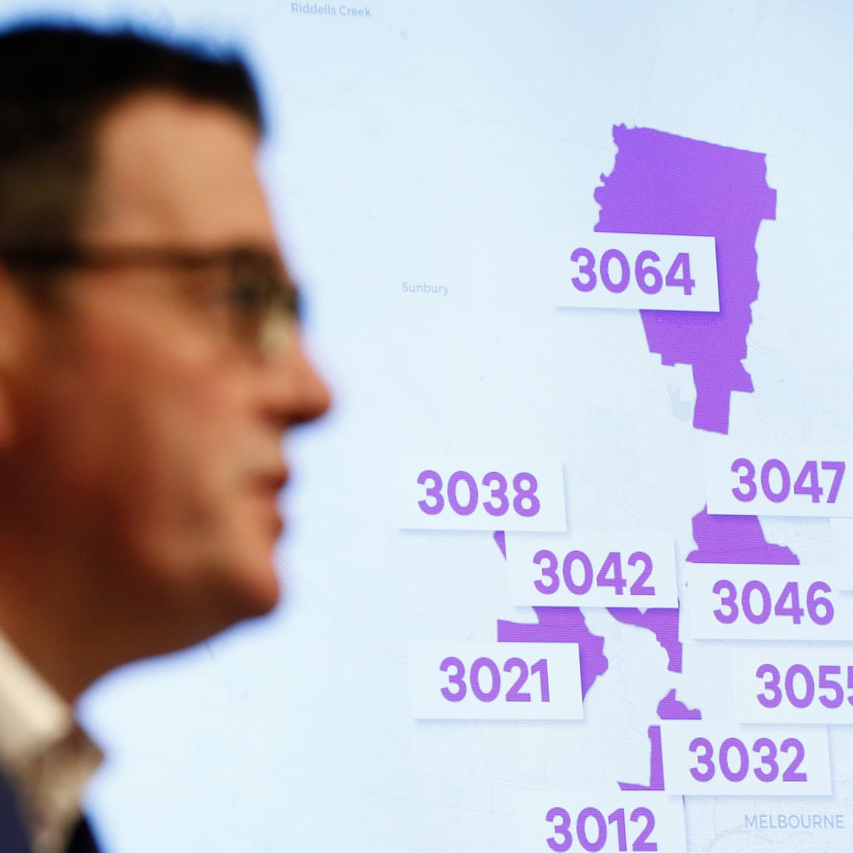 Daniel Andrews Announces 10 Postcodes Returning To Stage 3 Stay At Home Laws As It Happened World News The Guardian