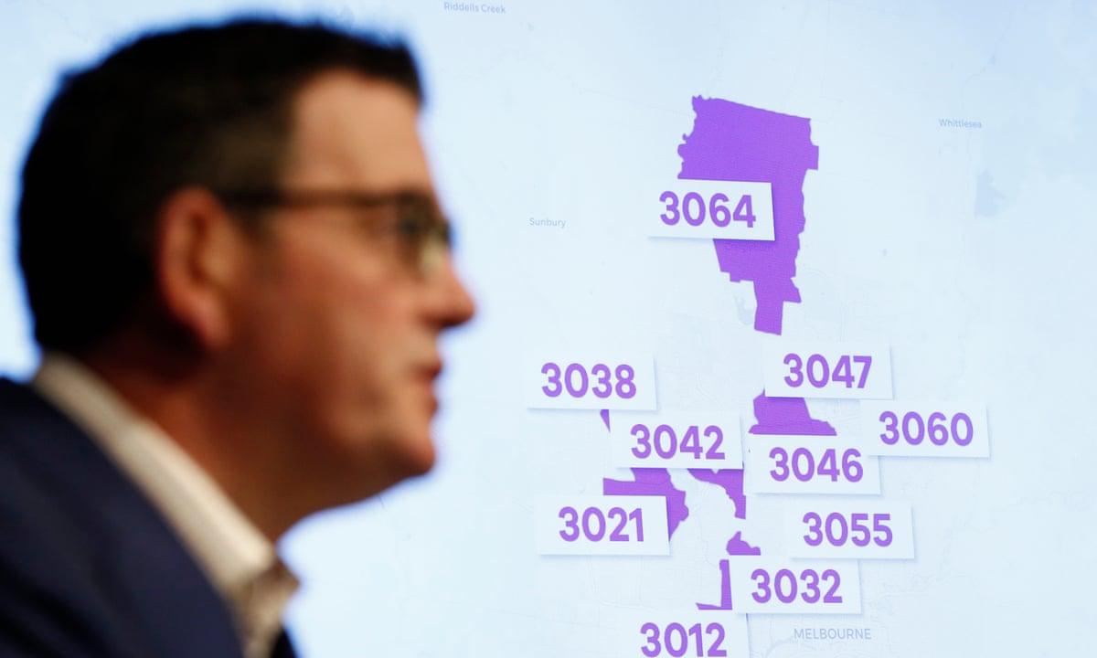 Coronavirus Australia update: Victoria ...
