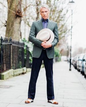 Paul Weller models Real Stars Are Rare