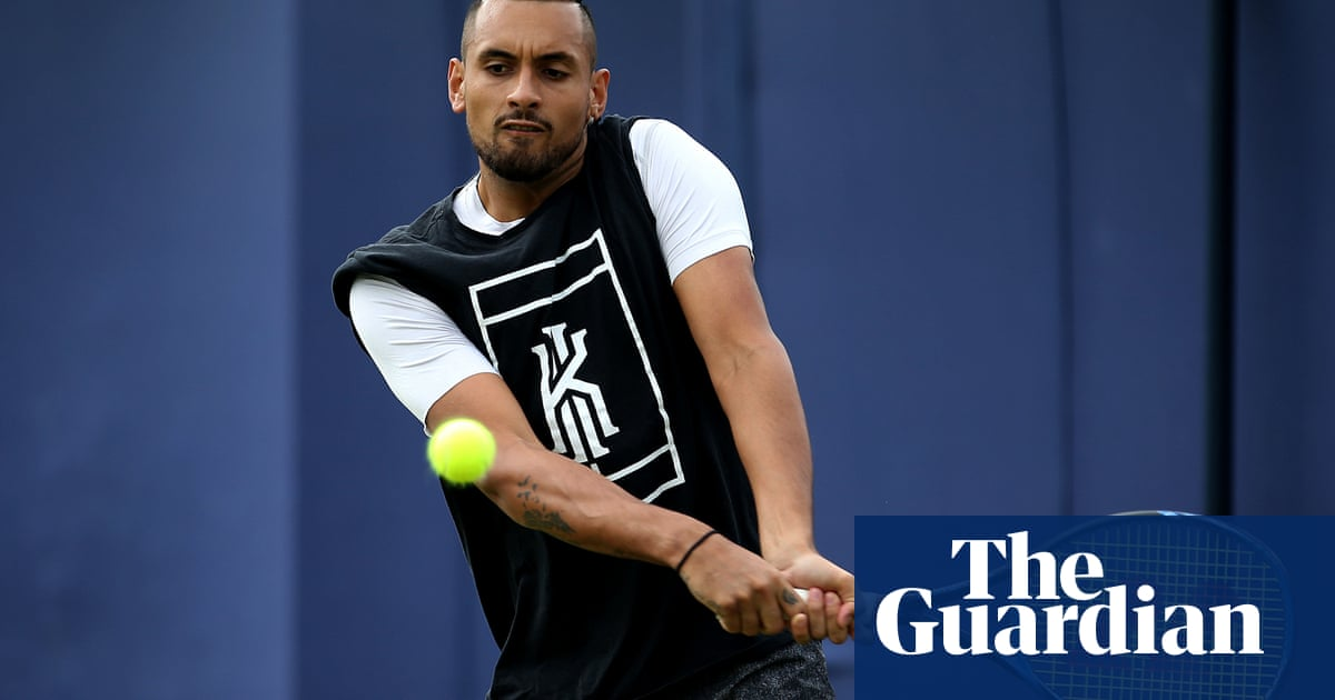 Nick Kyrgios leads rebels in push to puncture top three aura | Sport