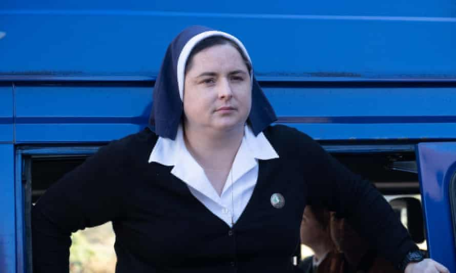 Sister Michael, played by Siobhan McSweeney