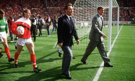 When Brian Clough came between Bristol City and the League Cup final