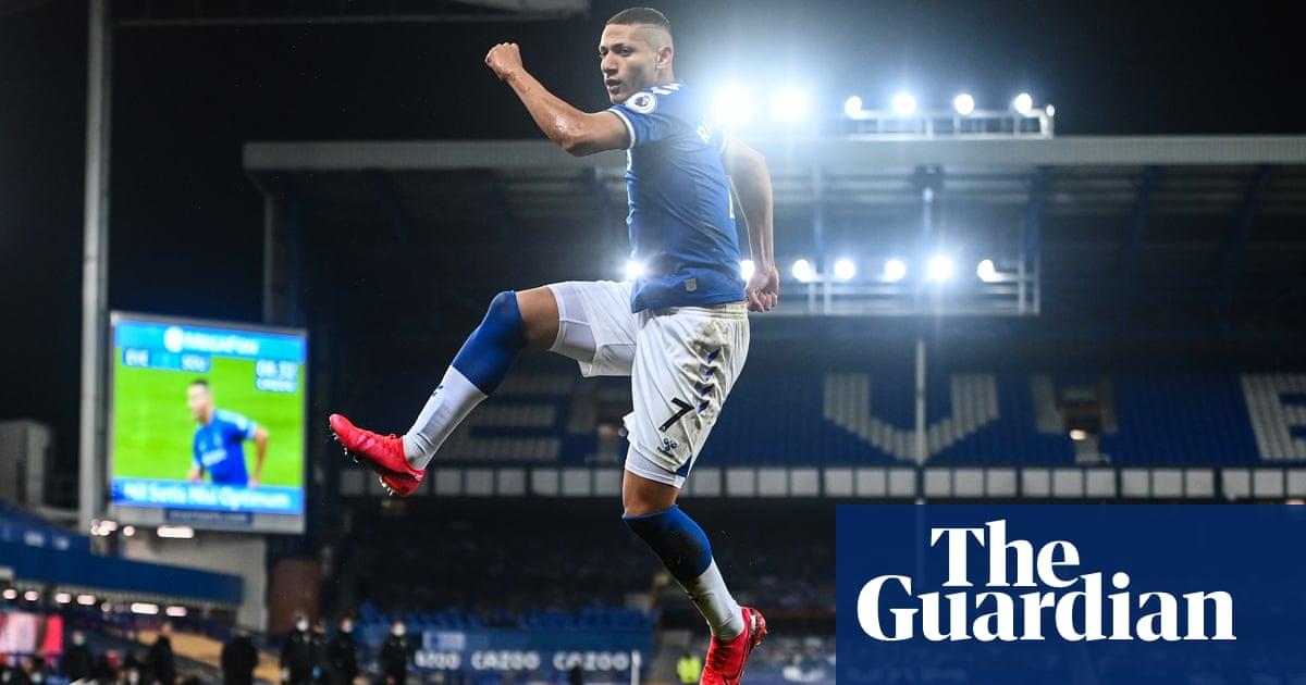 Richarlison strike sinks Southampton and maintains Everton's momentum