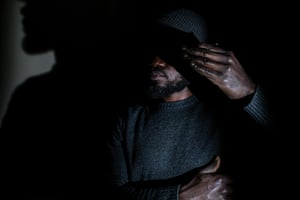 Olivier, migrant from Cameroon, has worked in the tobacco fields