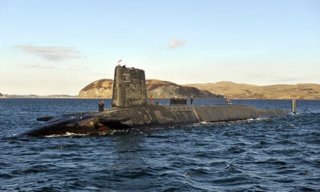 Trident: the British question | Ian Jack | UK news | The Guardian
