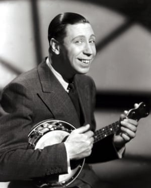 George Formby.