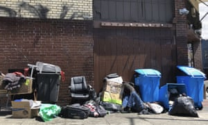 Almost half the homeless population in San Francisco suffers from both mental illness and substance abuse disorder, according to the city department of public health.