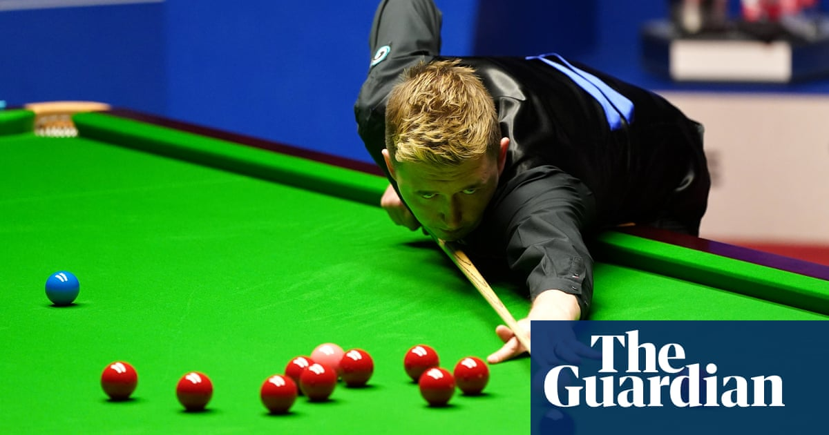 Kyren Wilson hits top form to open up big semi-final lead over Shaun Murphy