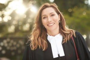 Claudia Karvan in new Australian legal drama Newton's Law