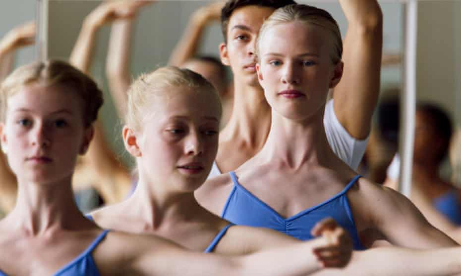 Igniting a firestorm … Girl, starring Victor Polster as a ballerina in transition.