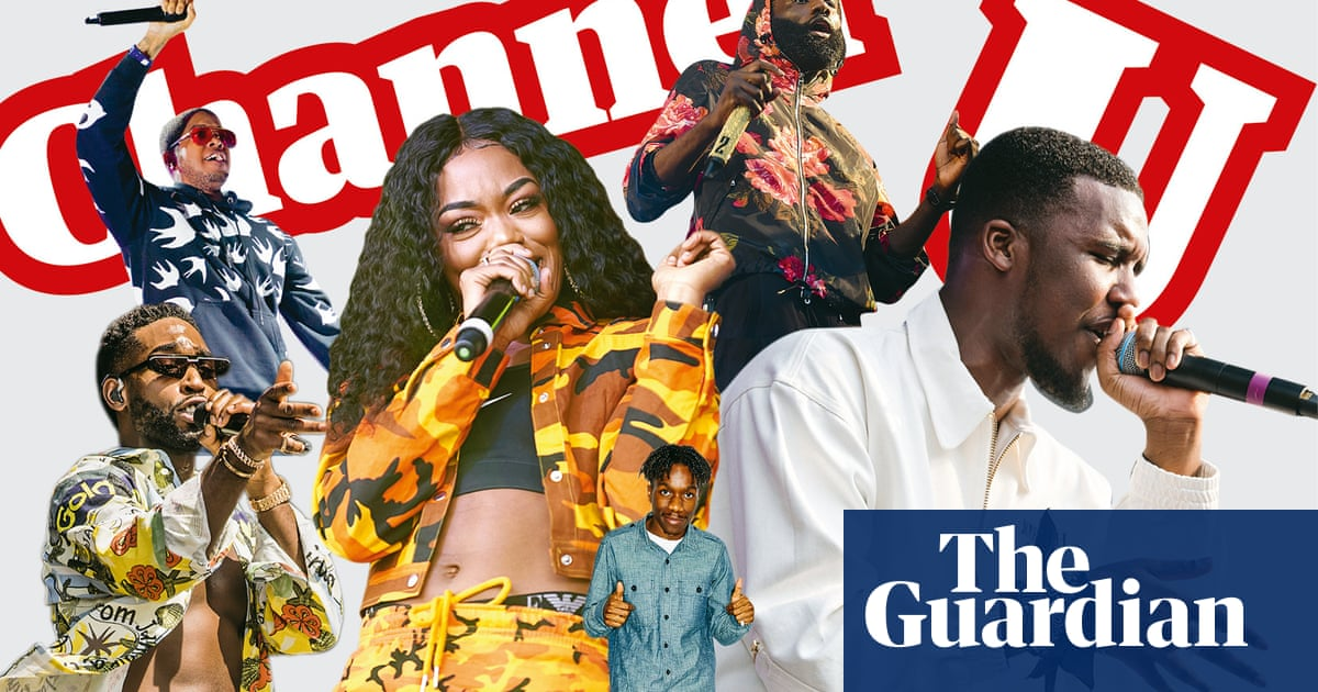 'A massive game-changer': how Channel U brought grime to satellite TV