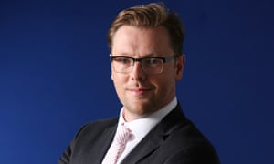 'When we close libraries we shut doors to the future' … Damian Barr.