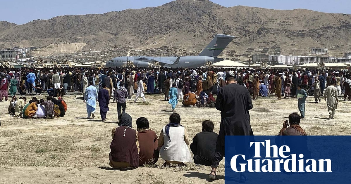 'A disgrace': Australian government rejects visas for more than 100 former embassy staff in Afghanistan