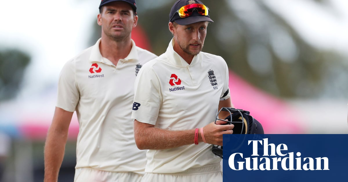 Jimmy Anderson set to play for England in second Test after backing from Root